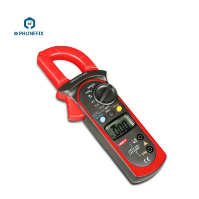 UNI-T UT201 Auto Range Digital Multimeter Car Digital Clamp Meter