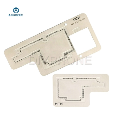 3D BGA Reballing Stencil Template for iPhone X Middle layer motherboard