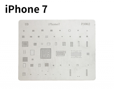 Ball Soldering Net Stainless Steel Plate for iphone 7 7 plus Motherboard IC Chip