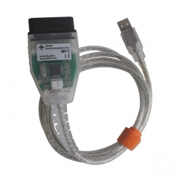 mongoose techstream j2534 MFC cable for toyota