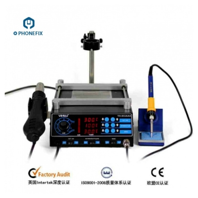 YIHUA 853AAA BGA Rework Station personal BGA Rework Machine
