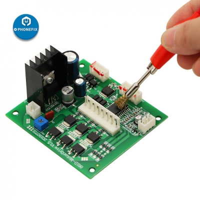 Brass Wire copper brush PCB short-circuited multimeter Testing Tool