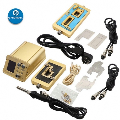 WL HT007 Intelligent Layered Heating Soldering Station for iPhone