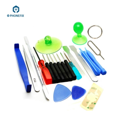 VIPFIX 21pcs iphone opening combined tool ipad Opening Pry Tools Kit
