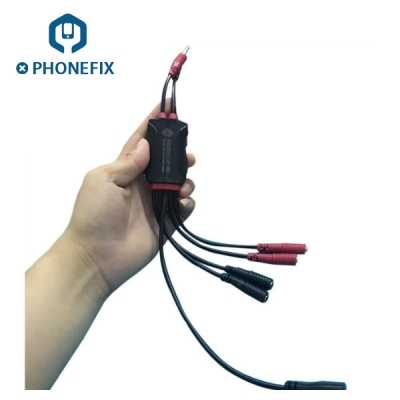Cell phone repair Overvoltage protection extender for DC Power Supply