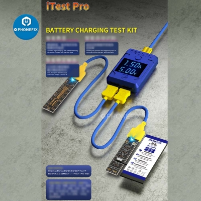 Mechanic iTest Pro iphone & Android Battery Activation Charging Tool