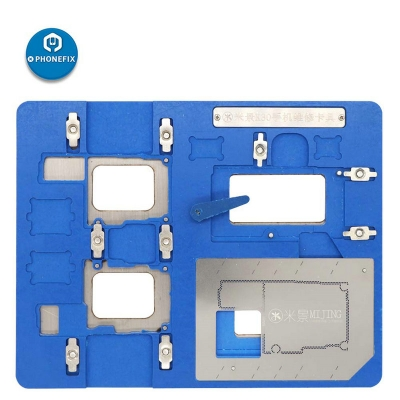 MJ K30 PCB Holder for iphone 11 pro max BGA Reballing positioning