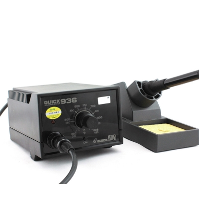 QUICK 936 60W soldering station electronic soldering iron for phone repair