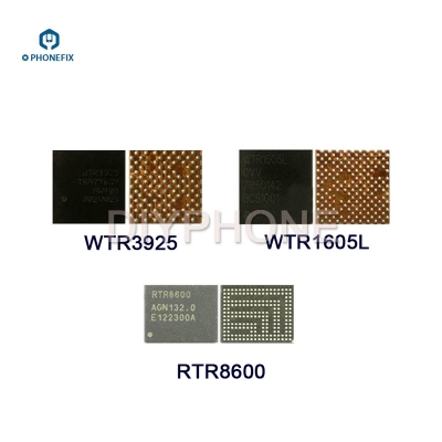 iphone 6 6P Midfrequency IC WTR3905 WTR2100 WFR2600 WFR1620 IC