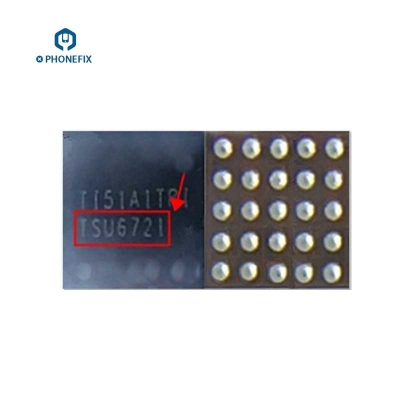 Meizu MX4 MX5 25pin TSU6721 charging IC xiaomi note 2604 light control