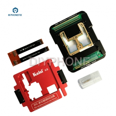 Multifunction iphone X Double Layers PCB Diagnostic Repair Test Fixture
