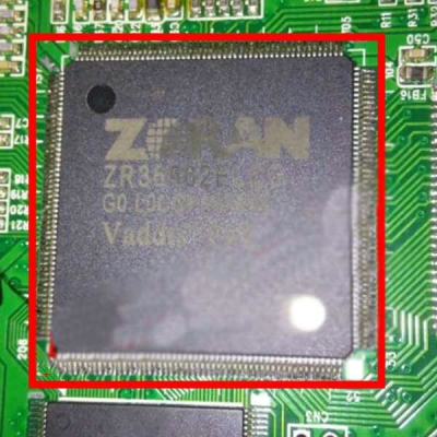 ZR36962ELCG Auto Navigation DVD Commonly Used Vulnerable IC