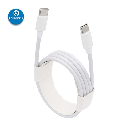 PD 100W USB C to USB Cable 5A Type-C Quick Charge Data Cable