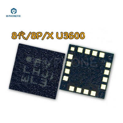 iphone 8 Top IC FY LHJ Gyroscope IC 8P X U3600 Top IC Gravity IC