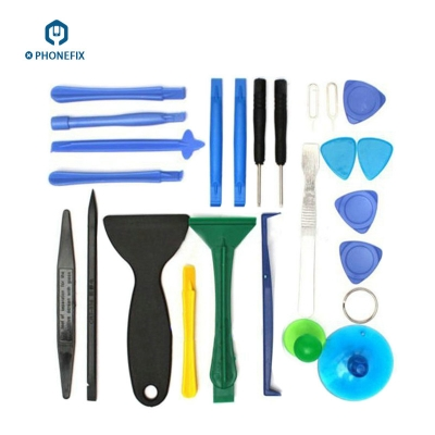 VIPFIX 25pcs iPad Screen Opening Kit Spudger Pry Opening Tool