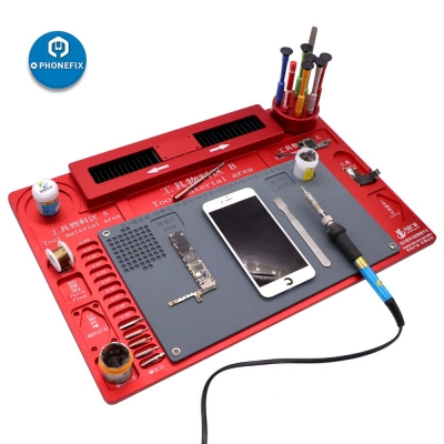 WL Desk Soldering pad Maintenance Platform for Microscope Base