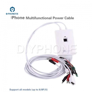Multi-Function iPhone Power Supply Repair Cable For IPhone 5 6 7 8 X