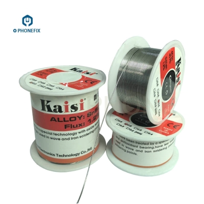 0.3 0.4 0.5 0.6mm Tin Solder Wire Reel High Purity Welding Flux Wire