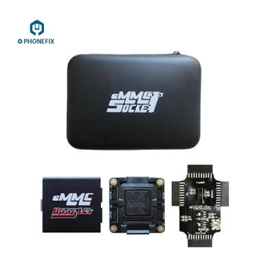 eMMC Socket for eMMC Pro Medusa PRO Easy JTAG UFi Box