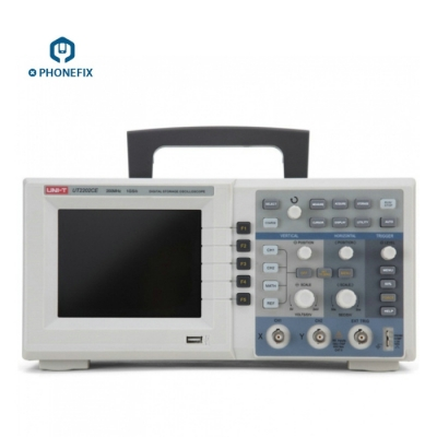 UNI-T UTD2202CE Digital Storage Oscilloscopes 2 CH 200MHz 1GS/s