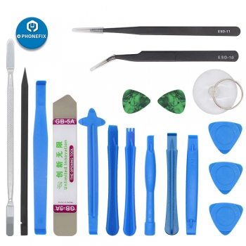 18 IN 1 Pry Spudger Opening Tools Set Phone LCD screen Opening kit