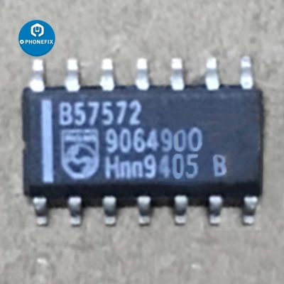 PHILIPS B57572 SOP14 Commonly used Chip Auto ECU IC