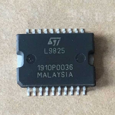 L9825 Auto Computer Board Idle Throttle Valve Control Chip