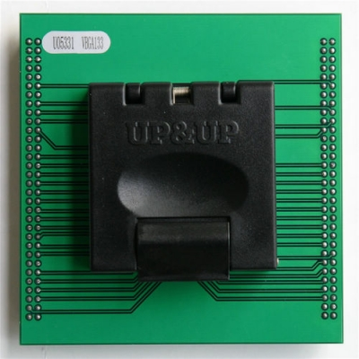 VBGA133 IC socket adapter memory chip for up-818 up-828