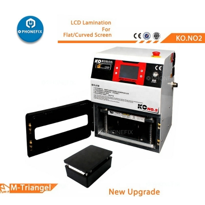 Vacuum LCD OCA Lamination Machine for iPhone Samsung Screen Refurbish