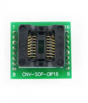 SOP16 to DIP16 16 pin IC test socket SOIC16 IC programmer adapter