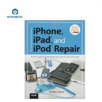 Book: The Unauthorized Guide to iPhone, iPad, and iPod Repair