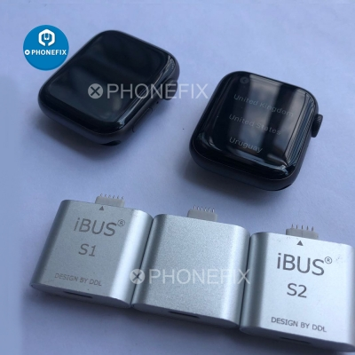 iBus S4 S5 Box for Apple Watch Series 4 5 40/50mm restore upgrade tool