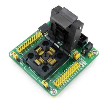 STM32 Programming adapter STM32F STM32L QFP48 test socket