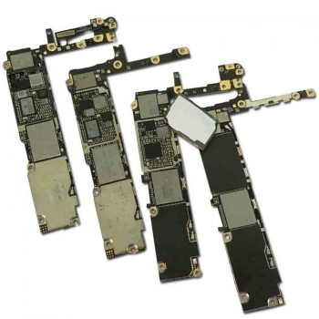 damaged junk iphone 5S 6 6S 6P 7 motherboard training skill
