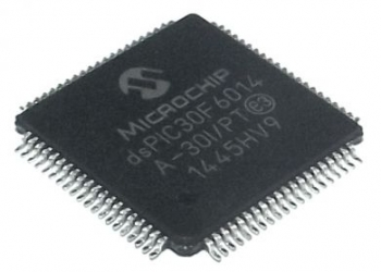 DSPIC30F6014 Auto ECU Electronic Integrated Circuits Chip