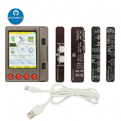 W28 Pro Mobile phone Battery Performance Tester Lightning Cable Detector