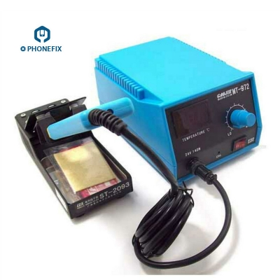 MT-972 tweezer Soldering iron Station SMD welding tool