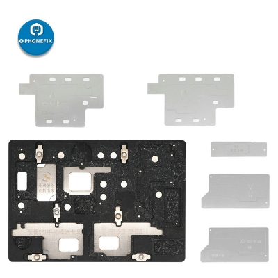 MJ K21 iphone X XS MAX Motherboard Fixture Cooling Soldering PCB Holder