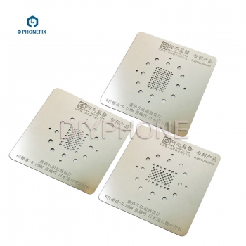 0.25mm Apple NAND BGA Reballing Stencil Template for iphone ipad