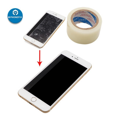LCD Screen Dust Remover Adhesive Tape phone Dedust Film Sticker