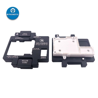 MJ C15 C16 Layering Platform for iphone 11 pro max board Separating