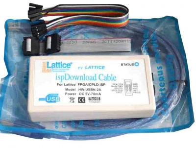 Lattice ispDownload Cable Jtag ISP cpld fpga downloader emulator