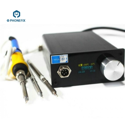 HYTBOX Digital Thermostatic Electric Soldering Iron for iphone BGA CHIP