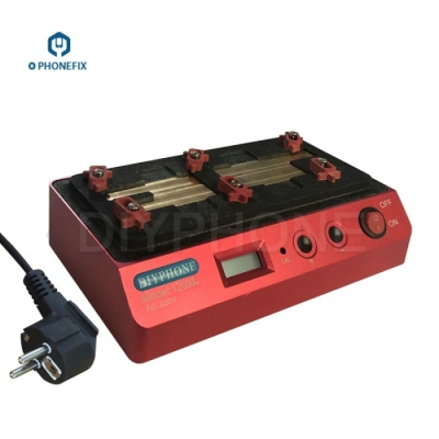 PPD120XL Iphone X Double Layers Board Heating Desoldering Rework Station