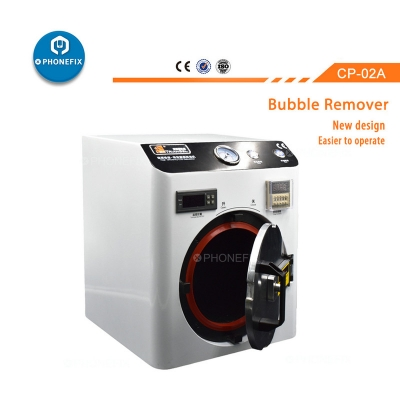 Mobile phone Touch Screen Refurbishment LCD OCA Bubble Remover Machine