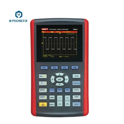 UNI-T UTD1050CL Handheld Digital Oscilloscopes 200MS/s 50MHz