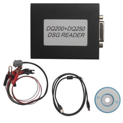 DQ200 DQ250 DSG Reader For VW Audi Gearbox Data MINI DSG Reader
