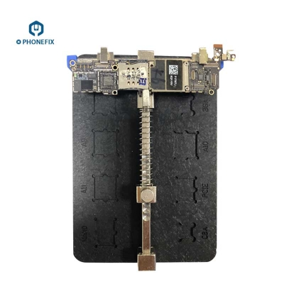 Mobile Phone PCB Fixture Platform iphone Motherboard Rework Station