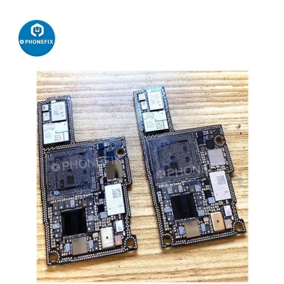 Damaged Used Logic Board for iPhone XS Max 11 Pro Skill Training