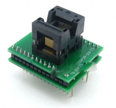 CNV SSOP20 to DIP20 ic adapter 20 pin tssop20 ic socket